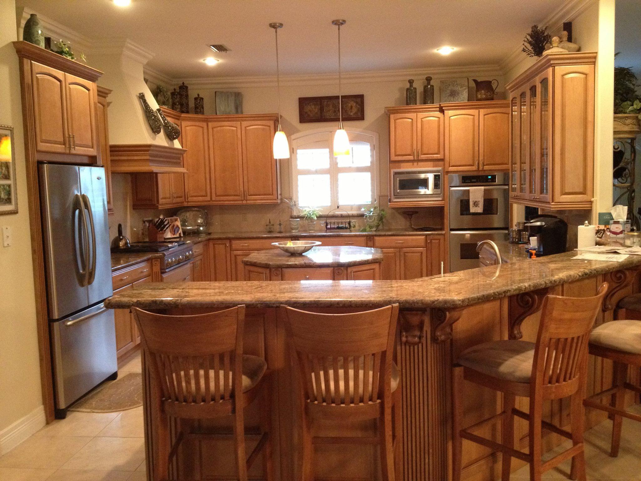 Romans cabinets - Kraftmaid kitchen cabinets ...